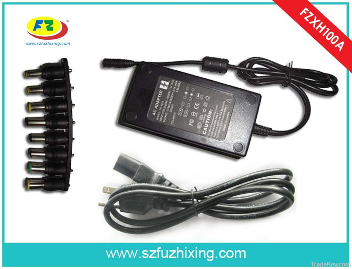 universal laptop 70W/90/100/120W power adapter