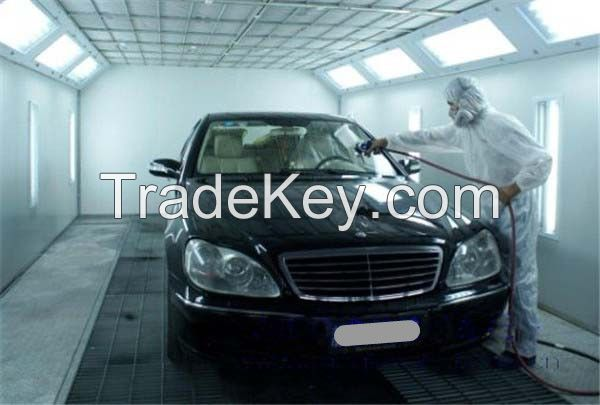 Car spray baking booth, HX-550