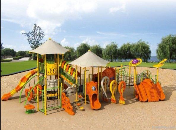 Children outdoor playground