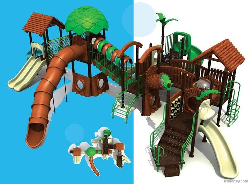 2012 newest outdoor playground