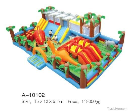WONDERFUL DESIGN -inflatable castle for kids