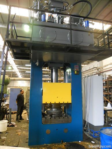 DDP850 Hydraulic deep drawing press 400t