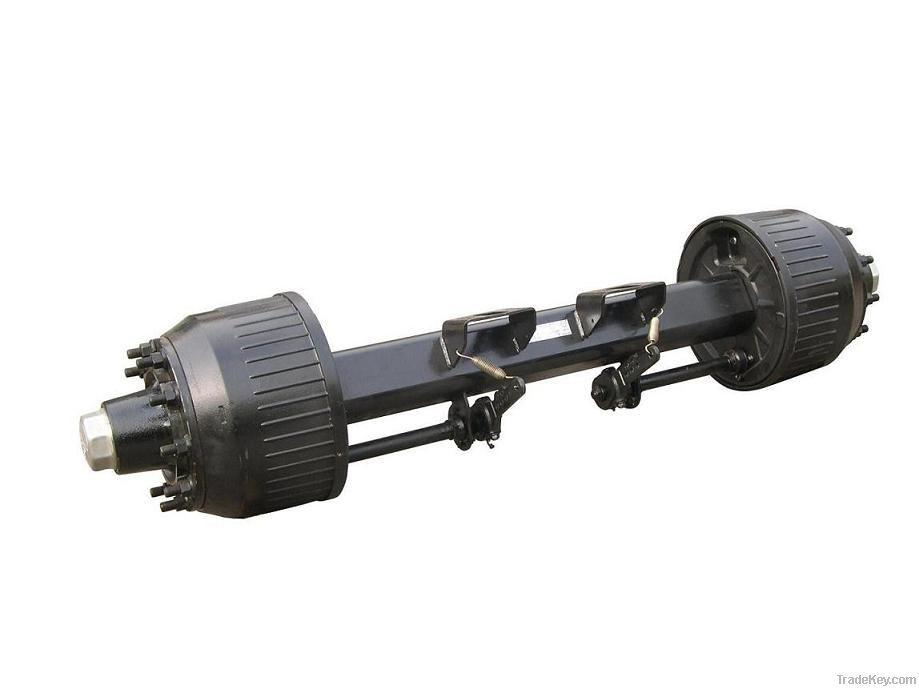 German style axle 14T