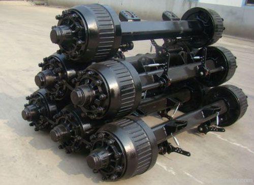 BPW axle 14T