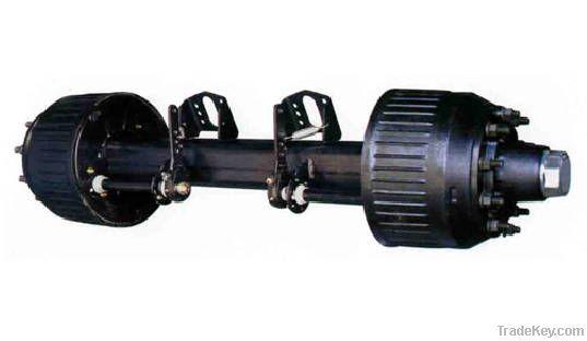 BPW axle 9T