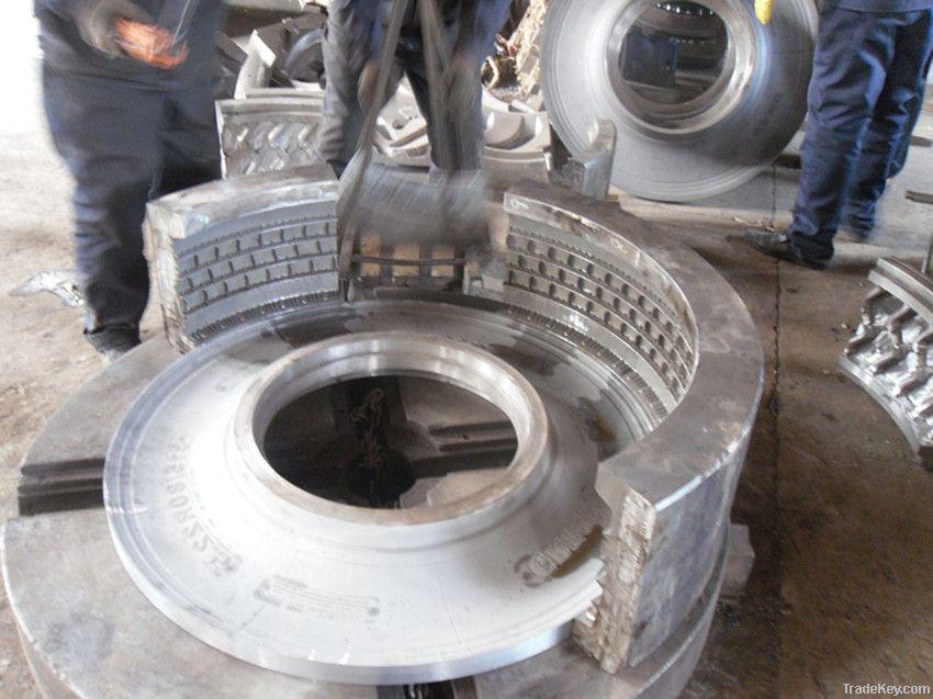 tire retreading machine