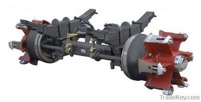 Semi Trailer Axle