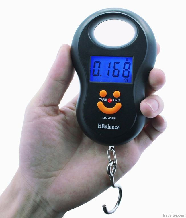 Portable Electronic Scale , Luggage Scale, handing scale, fishing scale