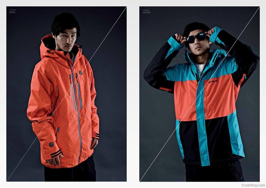 men's ski suit