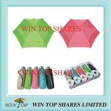 Popular Gift Box 5 Folds Super Mini Umbrella