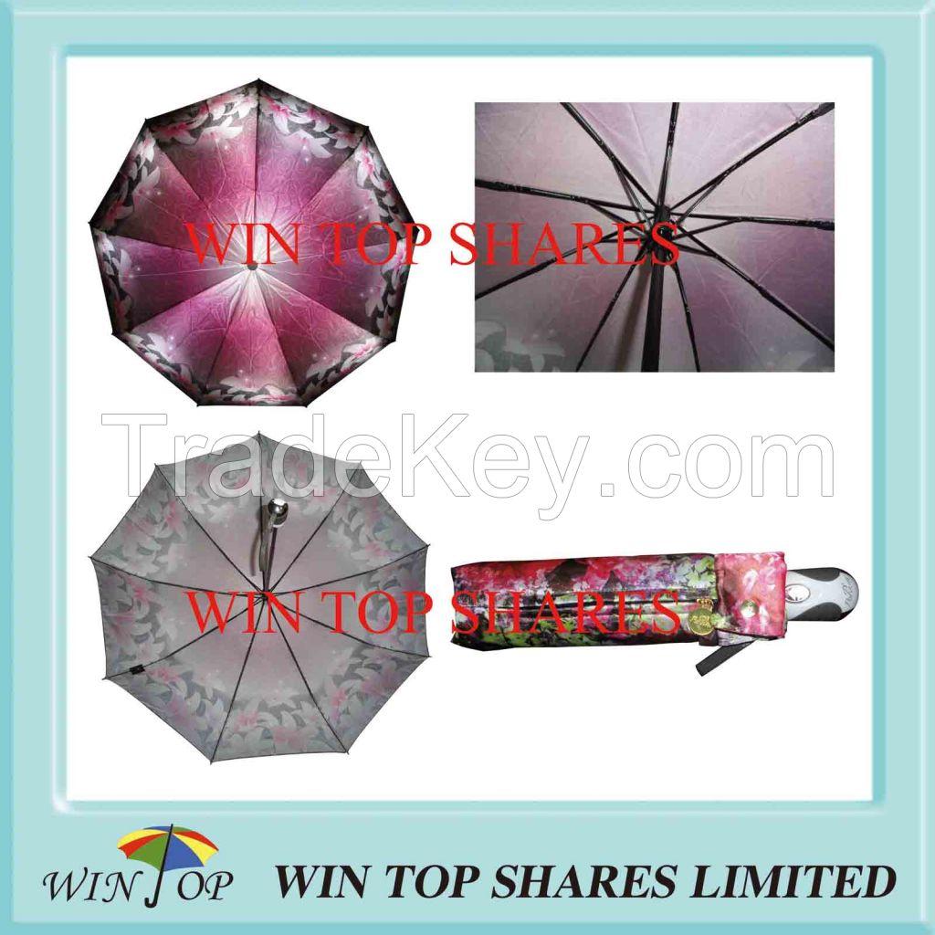 Auto open and close Rain Umbrella