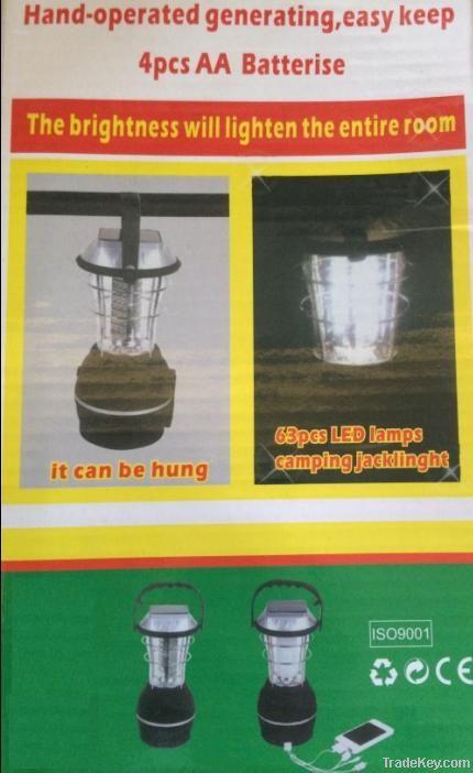multi-function 63 LEDs Camping Lanterns
