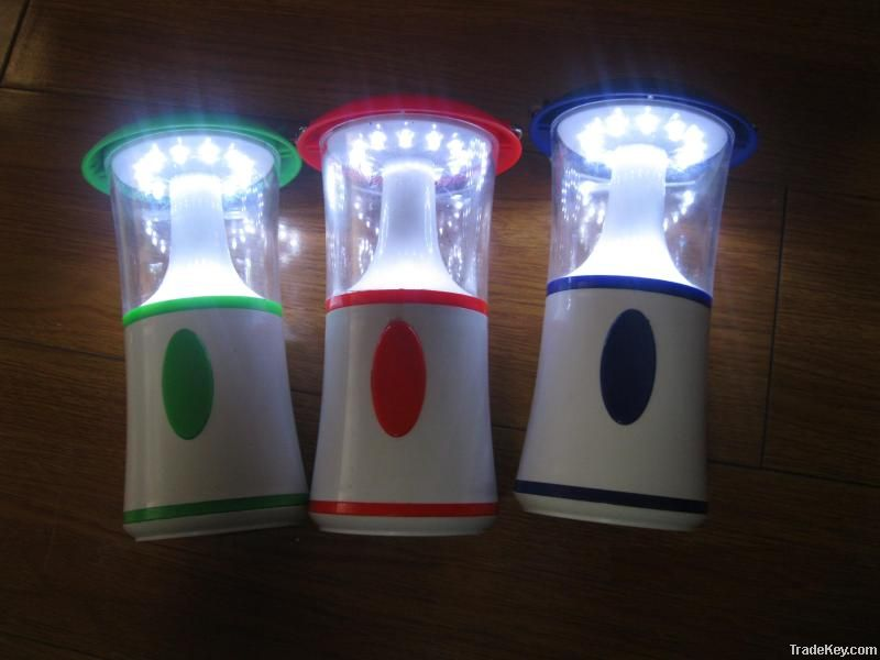 LED Camping Lanterns-touch switch