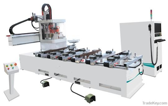 cnc center QC1230(single arm)