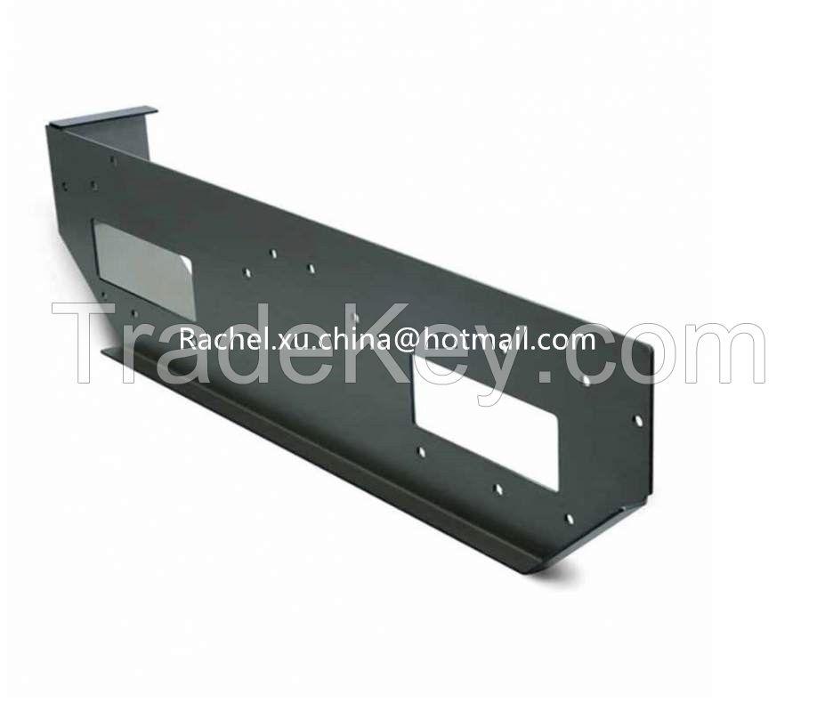 OEM Sheet Metal Bending Service, Customized Sheet Metal Bending Products With Galvanization Treatment