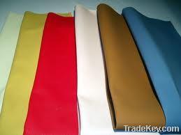 PVC Sponge Leather