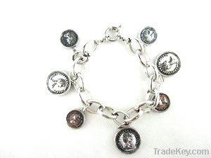 Fashion Girls Coin Bracelet hot!