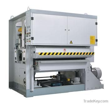 complete particle board machine