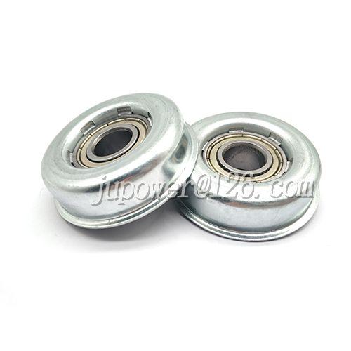 Flange bearing