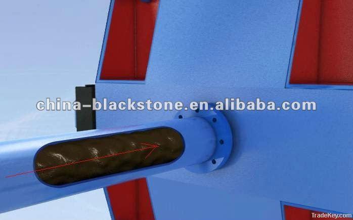 Hydraulic filter press machine