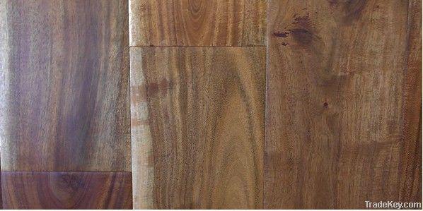 Engineered Floor Wild Nutmeg Acacia