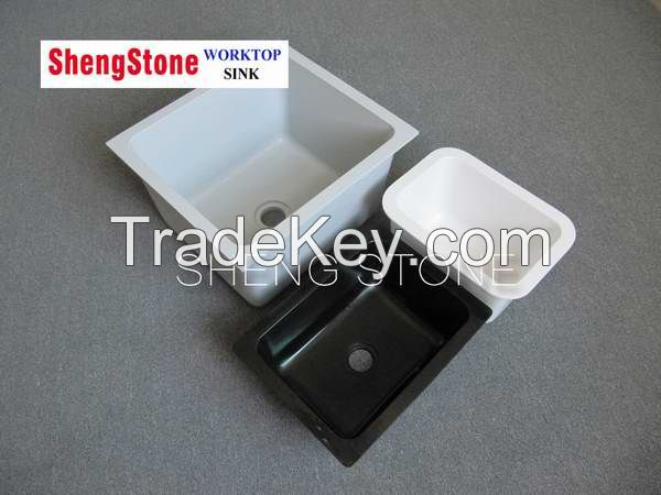 Lab sink, epoxy resin sink, PP sink