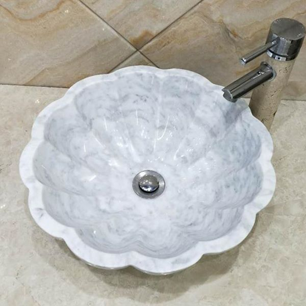 Stone bathroom basins and vanities with good price