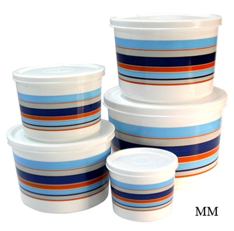 Round PP Container