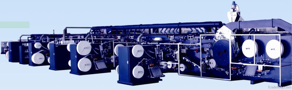 baby easy up pants making machine+JWC+300pcs per minute
