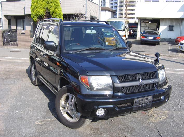 Mitsubishi Pajero IO 4wd