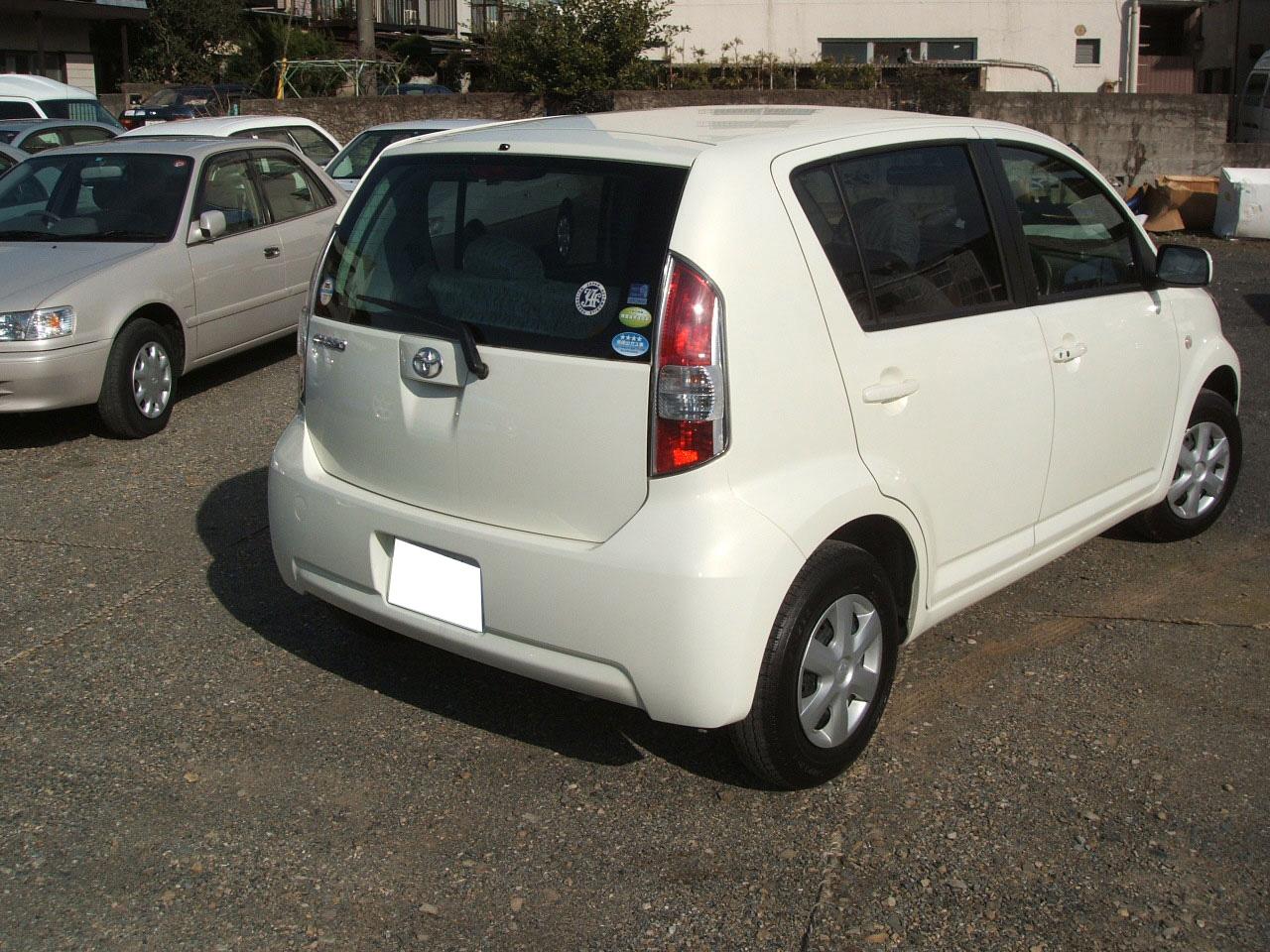 Toyota Passo QNC10 (E 1048)