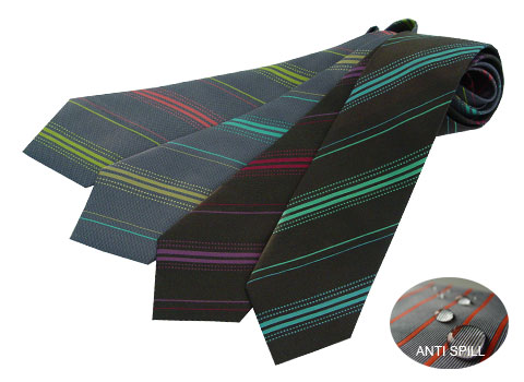 Silk Necktie by PASAYA