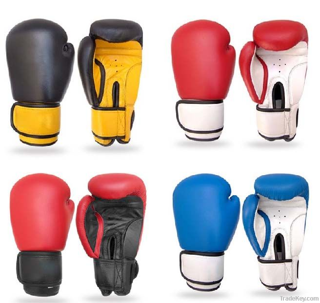 Boxing Gloves, Kick Boxing glove, Bag punching mitt