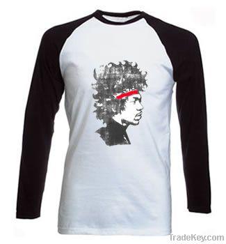 Round Neck Full Sleeve Men T-shirt