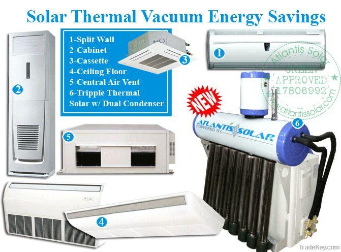 Atlantis Solar Air Conditioner