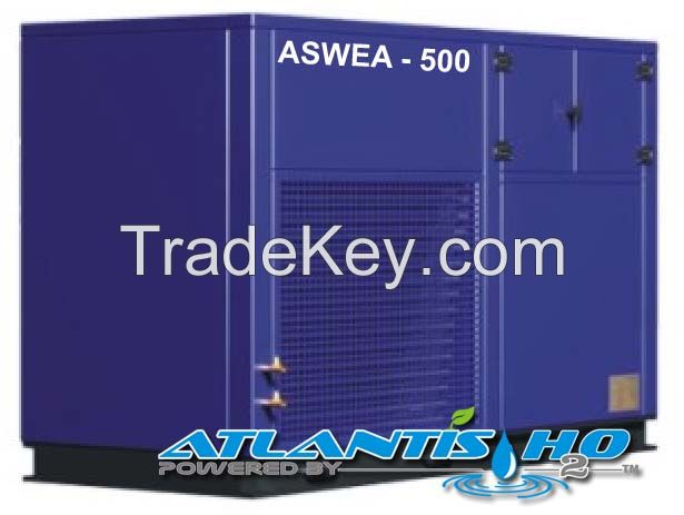 Atlantis H2O Atmospheric Water Generator