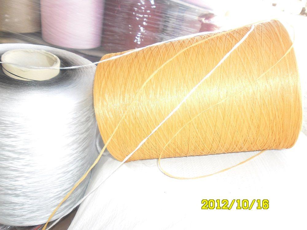 Polypropylene Yarn on bobbin