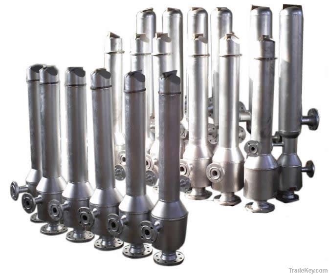 heavy oil catalytic cracking feedstock nozzle