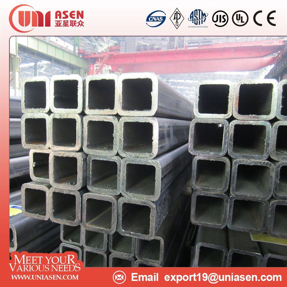 Square Steel Pipe rectangular steel pipe