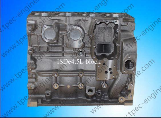 ISF3.8 block 5256400, 4B3.9L cylinder block 4089546 3903920, ISDe4.5 block 4934322, 6B block 3935943, 6C block 3939313, 3971411