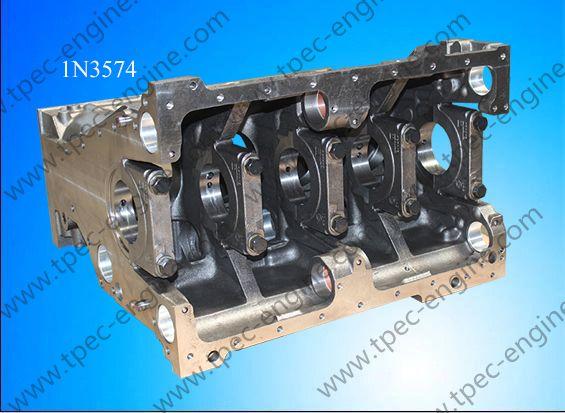 1N3574 3304 diesel block, 1N3576 3306 engine block