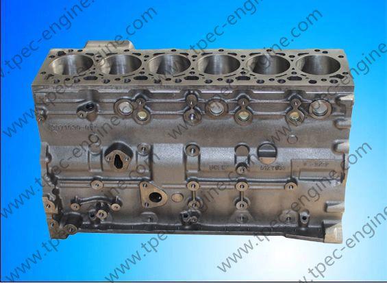 4946586 4955412 ISDe6.7L diesel block, QSB6.7 Cylinder Block