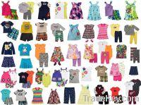 200pc Childrens Clothing Lot Gymboree Carters OshKosh