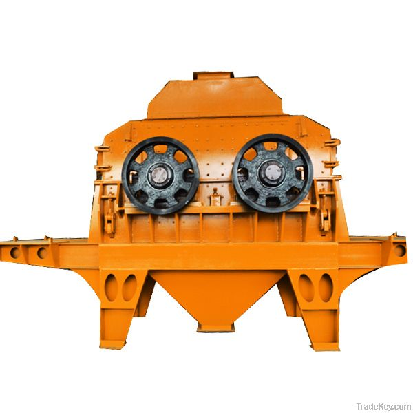ZSJ double rotor sand making machine