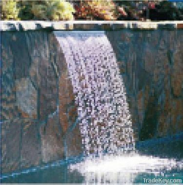 Sunblade Waterfall (Sheer Rain)