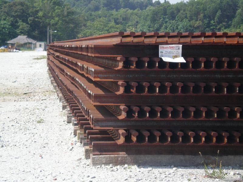 Used Rails R50-R65 | HMS 1 | HMS 2 | Steel Scrap | Iron Scrap | Metal Wastes |