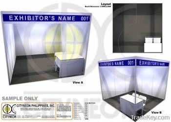 Exhibit booth Designand Fabrication