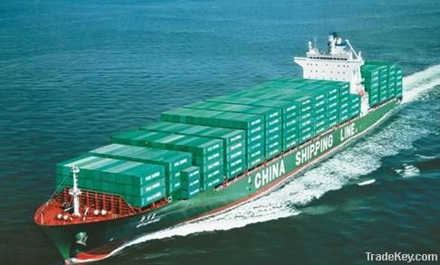 Container ocean shipping to Boston, booking container
