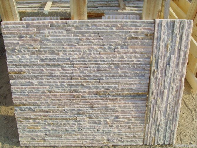 Nature wall cladding culture stone slate tiles