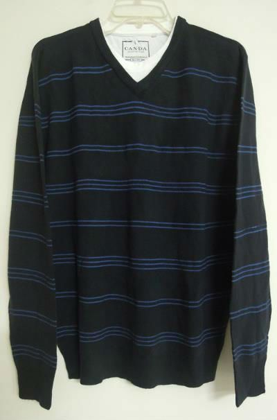 Mens long sleeves sweater